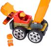 Picture of Blocuri magnetice vehicul de construcție 28 bucati, Malplay 107851