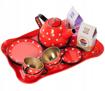 Picture of Set de ceai cu accesorii metalice, Malplay 107877
