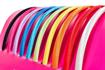 Picture of Set de accesorii pentru confectionarea bentitelor de par, Malplay 104602