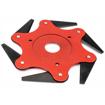 Picture of Disc de tăiere Star cu 6 dinti pentru trimmer, Powermat PM-T1