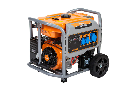 Picture of Generator VGP 5900 S, Villager