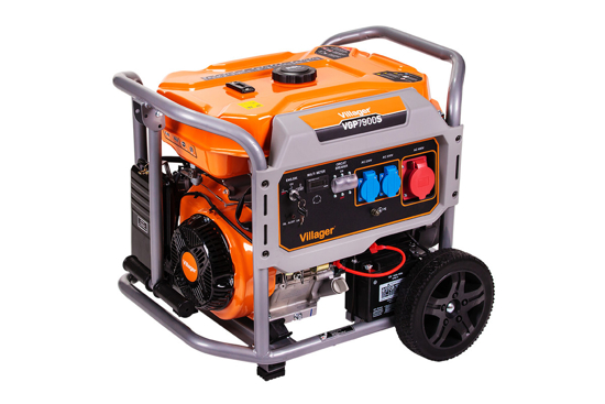 Picture of Generator VGP 6700 S, Villager
