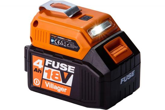 Picture of Incarcator USB pentru telefoane mobile + LED Fuse VLN 9920, Villager