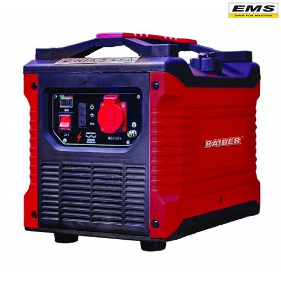 Picture of Generator de curent pe benzină invertor de 2,5kW, RD-GG10 Raider