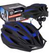 Picture of Casca bicicleta Sporting Black-Blue, dimensiune 55-59 cm, MalPlay, 108280