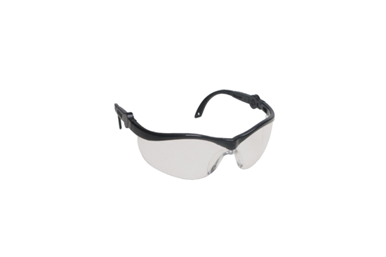 Picture of Ochelari de protectie Villager VSG 18 rama neagra, lentila transparenta VL067084