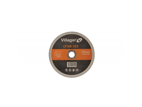 Picture of Disc taiere otel CFMB 355 - 355 mm Villager VL038346