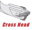 Picture of Burghiu Cross Head SDS-plus, Raider
